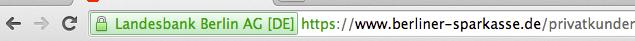 SSL Verschlüsselte Seite
